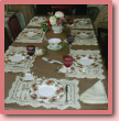 Anna Graber Originals Lace Placemats - click for a larger version